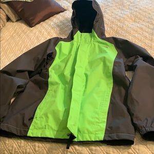Other - Boys Northface raincoat